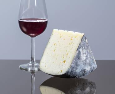 Sextner Weinkäse